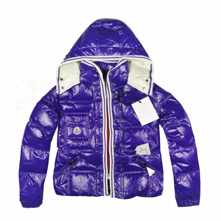 Moncler Quincy Women Jacket Dark Cherry Purple