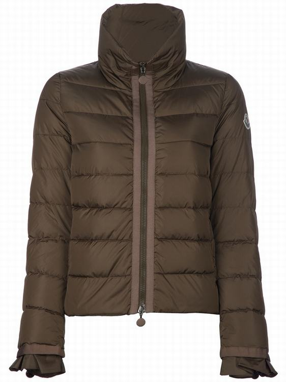 Moncler S Masako Women Jacket Brown