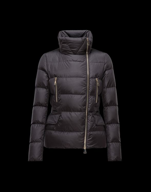 Moncler Taliaw Women Jacket Black