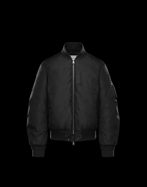 MONCLER ALLIX Men Black