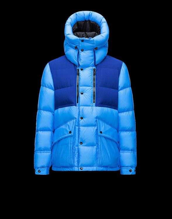 MONCLER AUREAL Men Blue