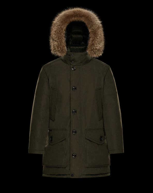 MONCLER RIVER Men Brown