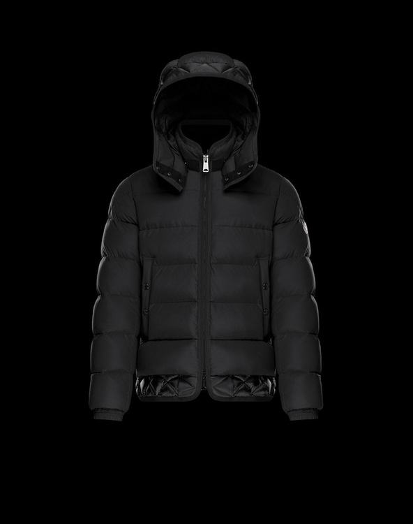 MONCLER TANGUY Men Black
