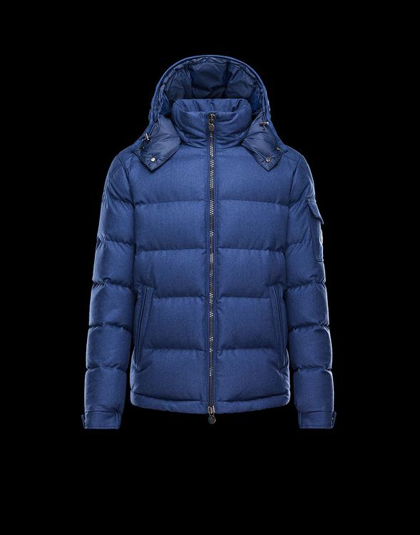 MOCNLER MONTGENEVRE Men Blue