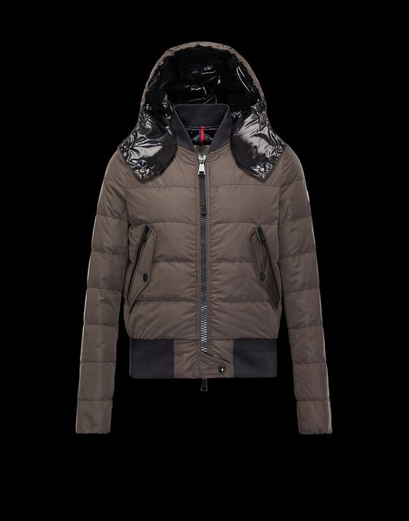 MONCLER AGATHE Men Brown