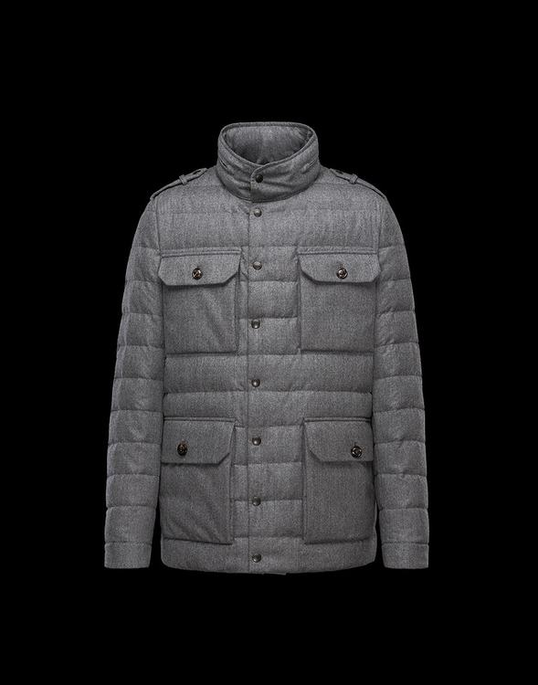 MONCLER AMPERE Men Gray