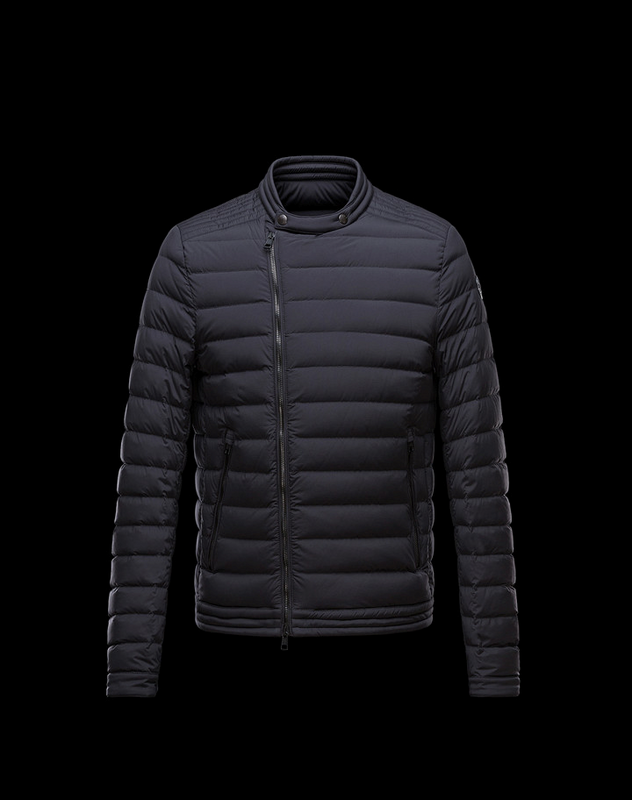MONCLER Jacket Men Blue