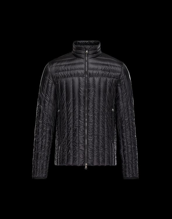 MONCLER DARCET Men Black