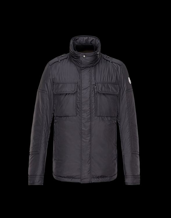 MONCLER DAUMIER Men Black
