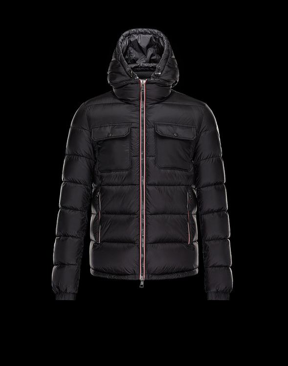 MONCLER DEMAR Men Black