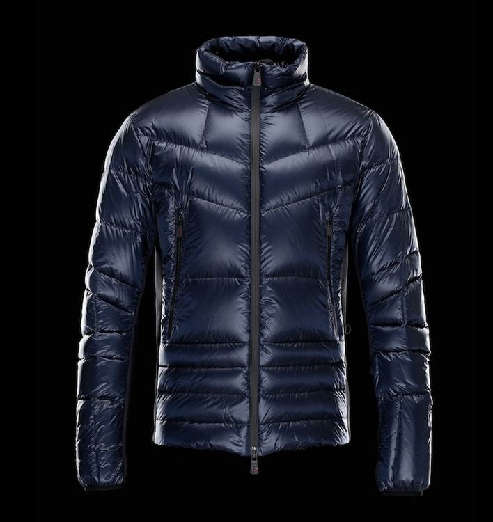 MONCLER GRENOBLE CANMOR Men Blue