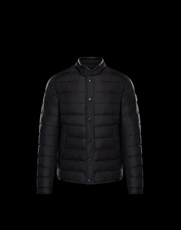 MONCLER HANRIOT Men Black