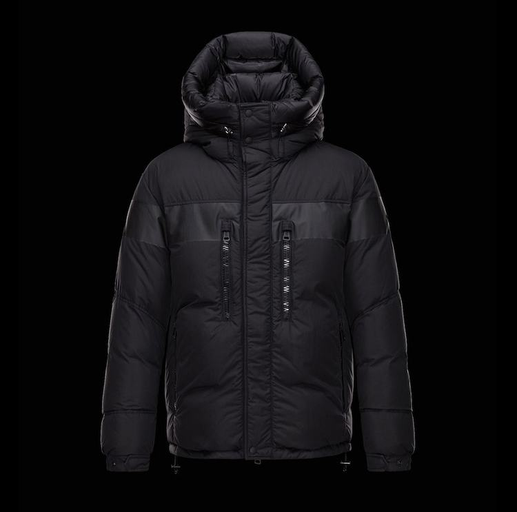 MONCLER KINLEY Men Black