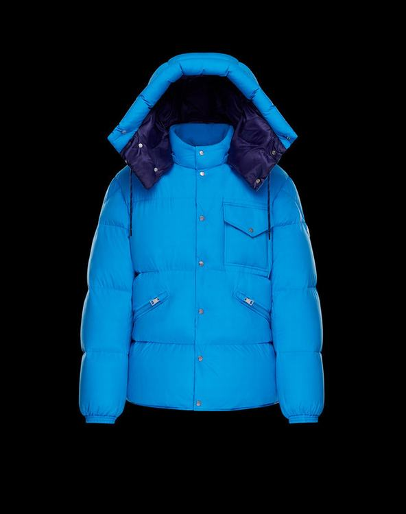 MONCLER KYLIMA Men Navy