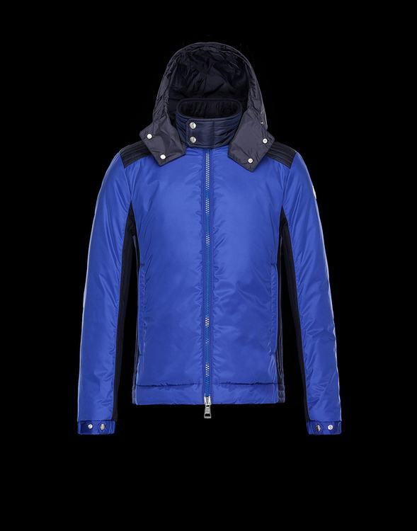 MONCLER REVILLETTE Men Blue
