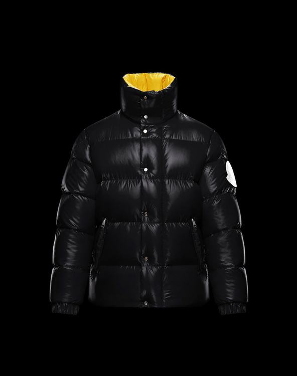 Moncler 1952 + VALEXTRA DERVAUX Men Jacket Black