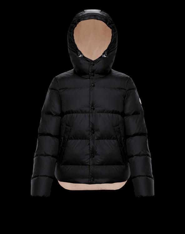 Moncler LENA Women Outerwear Black