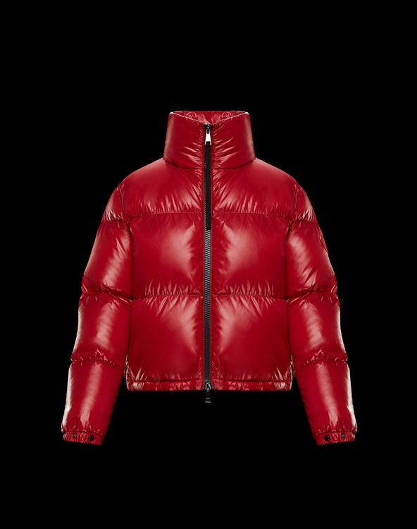 Moncler RIMAC Women Down Jacket Red
