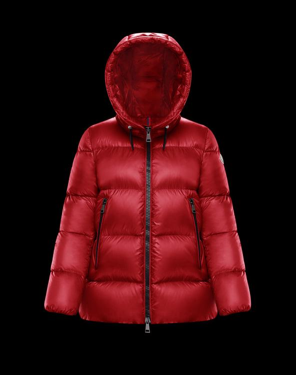 Moncler SERITTE Women Outerwear Red