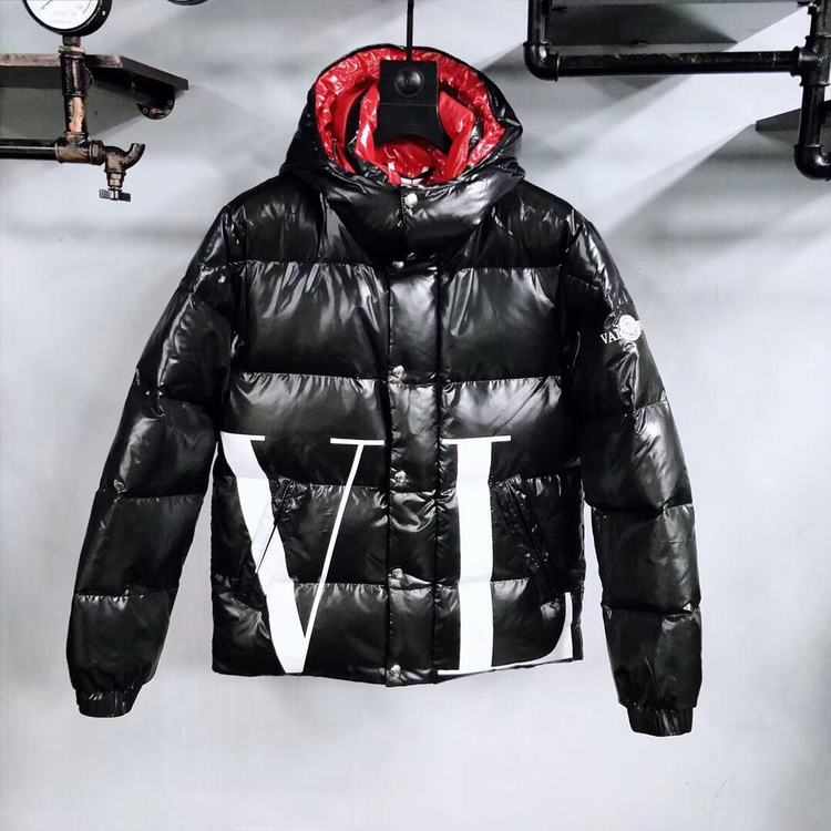 Moncler Women Down Jacket Black