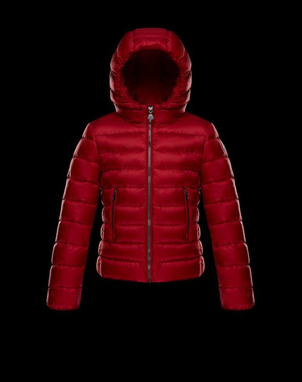 Moncler Adorne Kids Jacket Red
