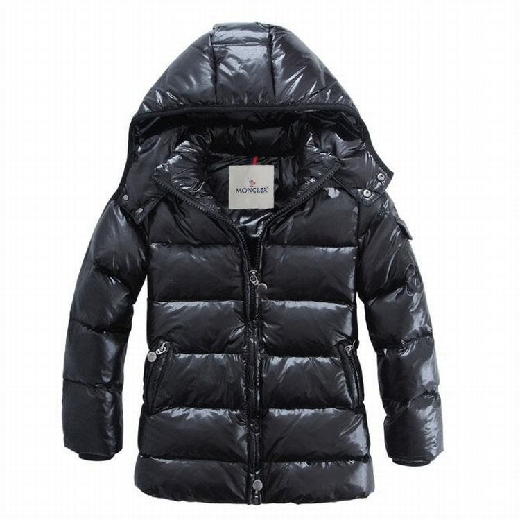 Moncler Enfant Conrad Kids Jacket Dark Blue