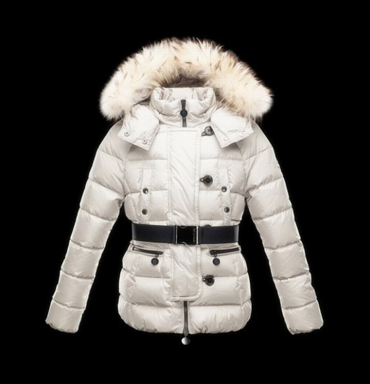 Moncler Enfant Gene Kids Jacket White