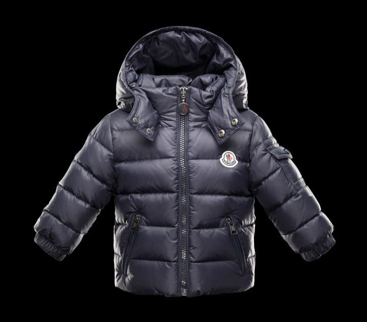 Moncler Enfant Jules Kids Jacket Dark Blue