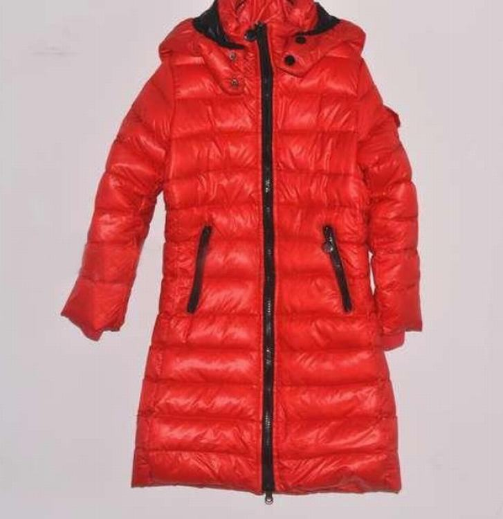Moncler Enfant Moka Kids Jacket Red