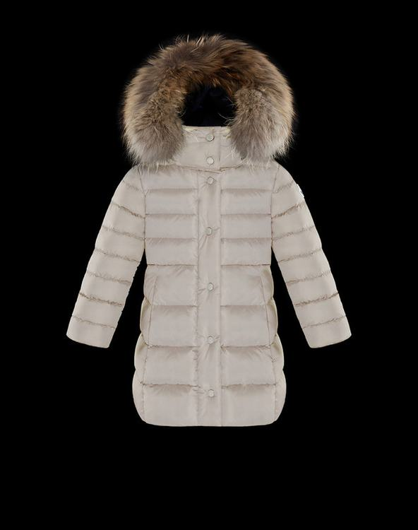 Moncler Enfant Neste Kids Jacket Cherry