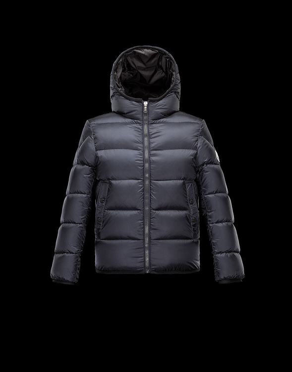Moncler Enfant Serge Kids Jacket Dark Blue