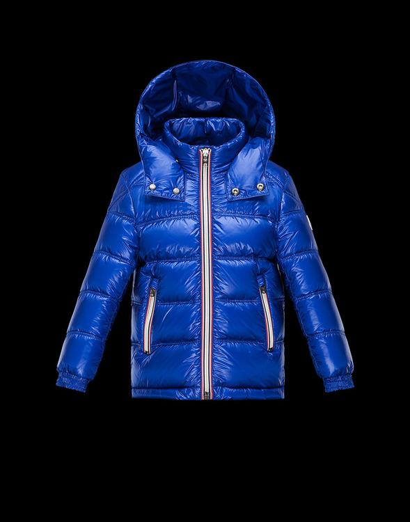 Moncler Gaston Kids Royal Blue