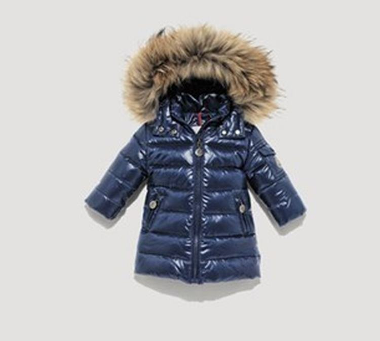 Moncler Monique Kids Jacket Blue