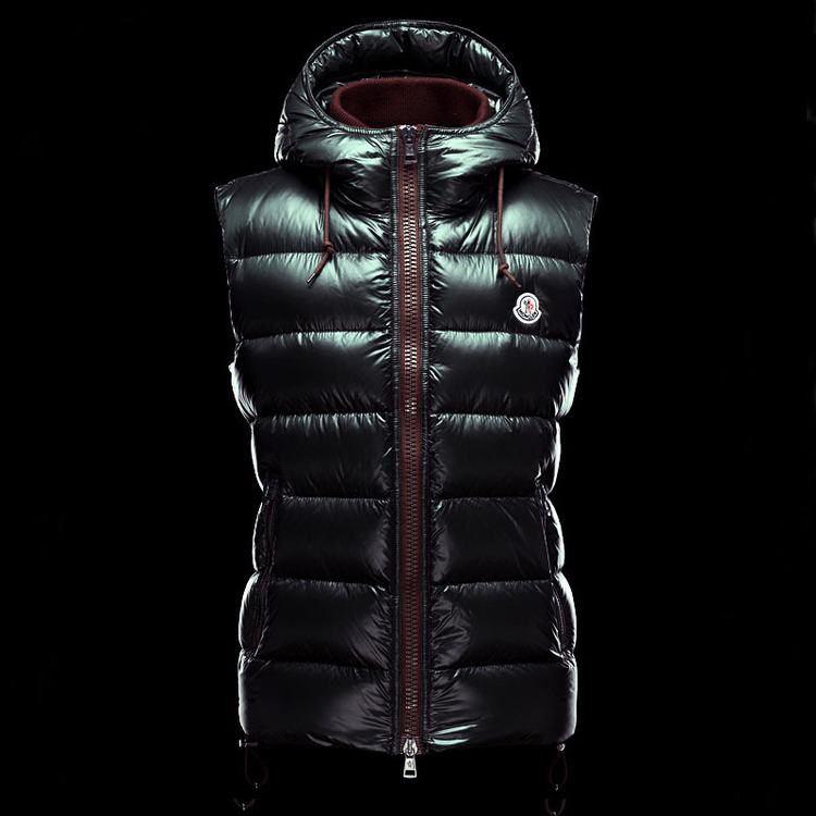 MONCLER BARTHOLOME MEN VEST Wine Red