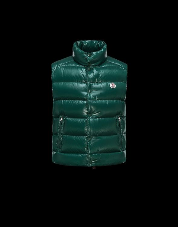 MONCLER TIB Men Vest Quartz
