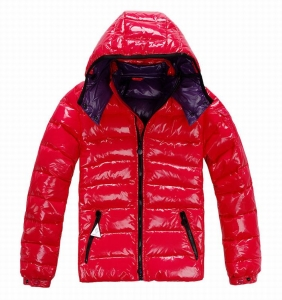 Moncler Bady Men Jacket Red