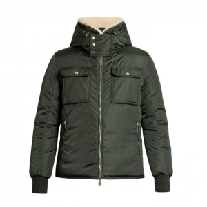 Moncler Darwin Men Jacket Army Green
