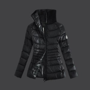 Moncler Grenoble 08 Women Jacket Black
