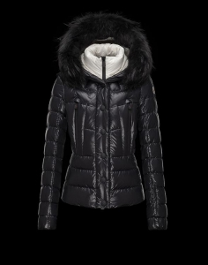 Moncler Grenoble Bever Women Jacket Black