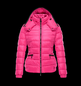 Moncler Saby Women Jacket Cherry Red