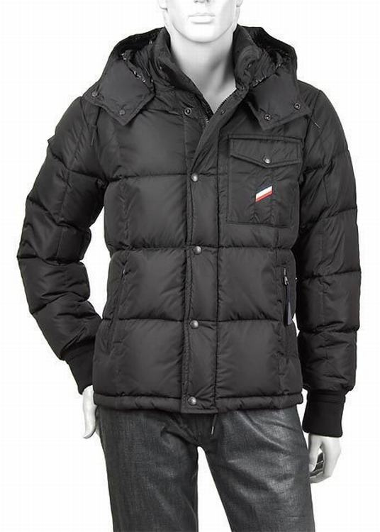 Moncler Alban Men Jacket Dark Grey