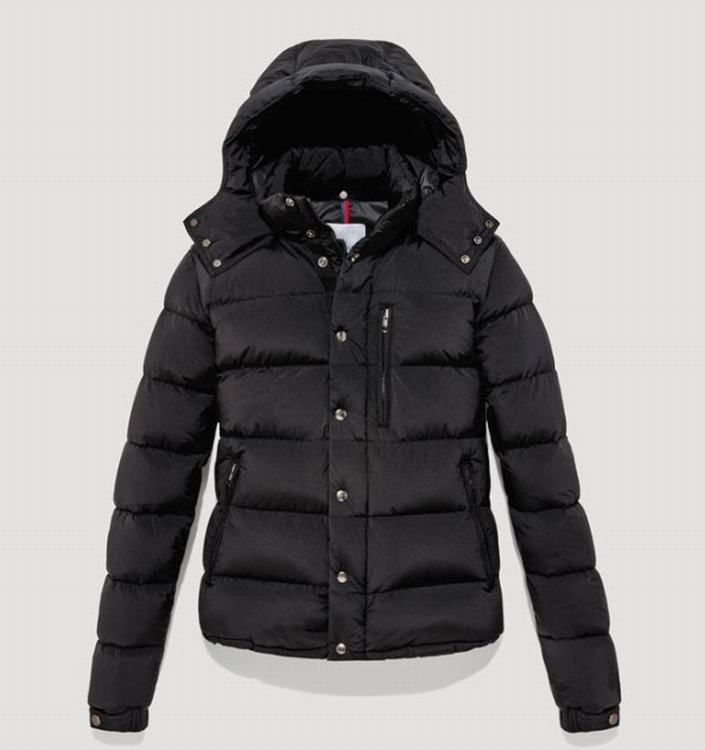 Moncler Arc Men Jacket Black