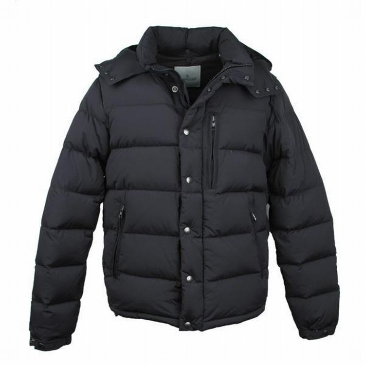 Moncler Arc Men Jacket Dark Blue