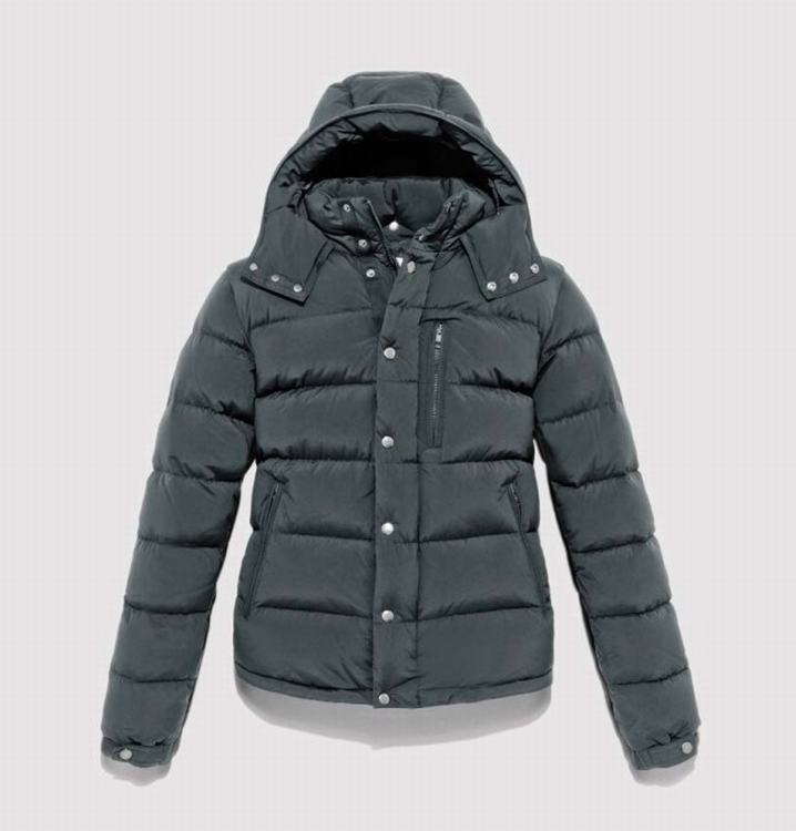 Moncler Arc Men Jacket Light Green