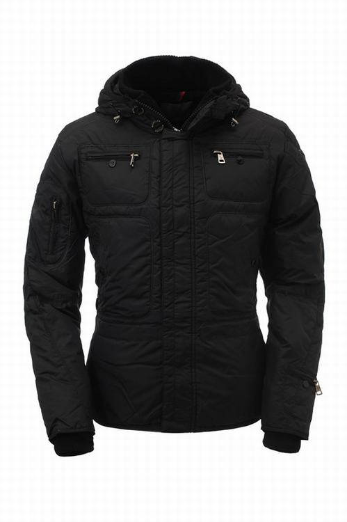 Moncler Aubin Men Jacket Cream Black