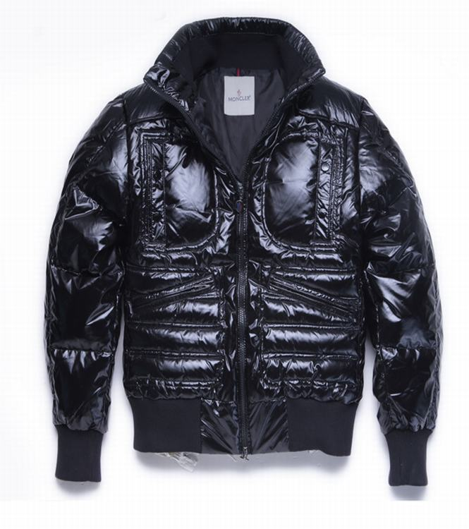 Moncler Bastille Men Jacket Dark Blue