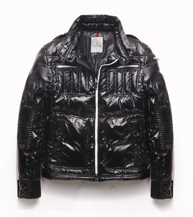 Moncler Bastille Men Jacket Dark Brown
