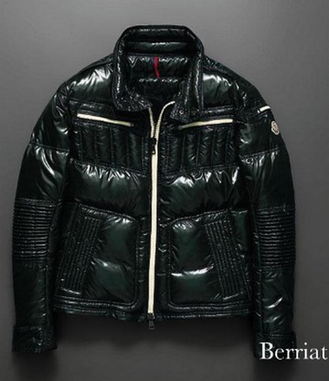 Moncler Bastille Men Jacket Dark Green