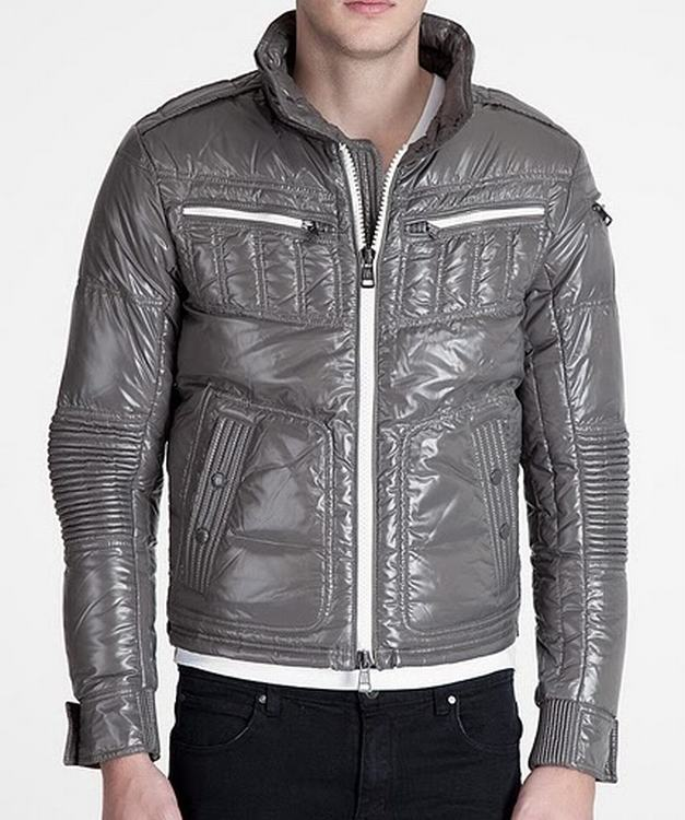 Moncler Bastille Men Jacket Grey