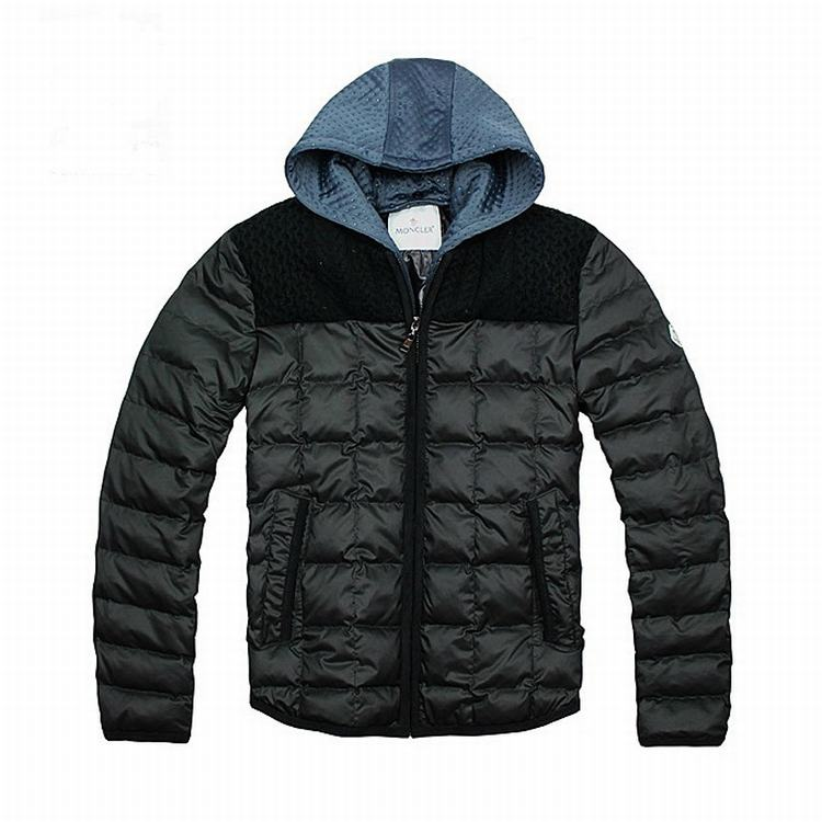 Moncler Cedric Men Jacket Dark Green